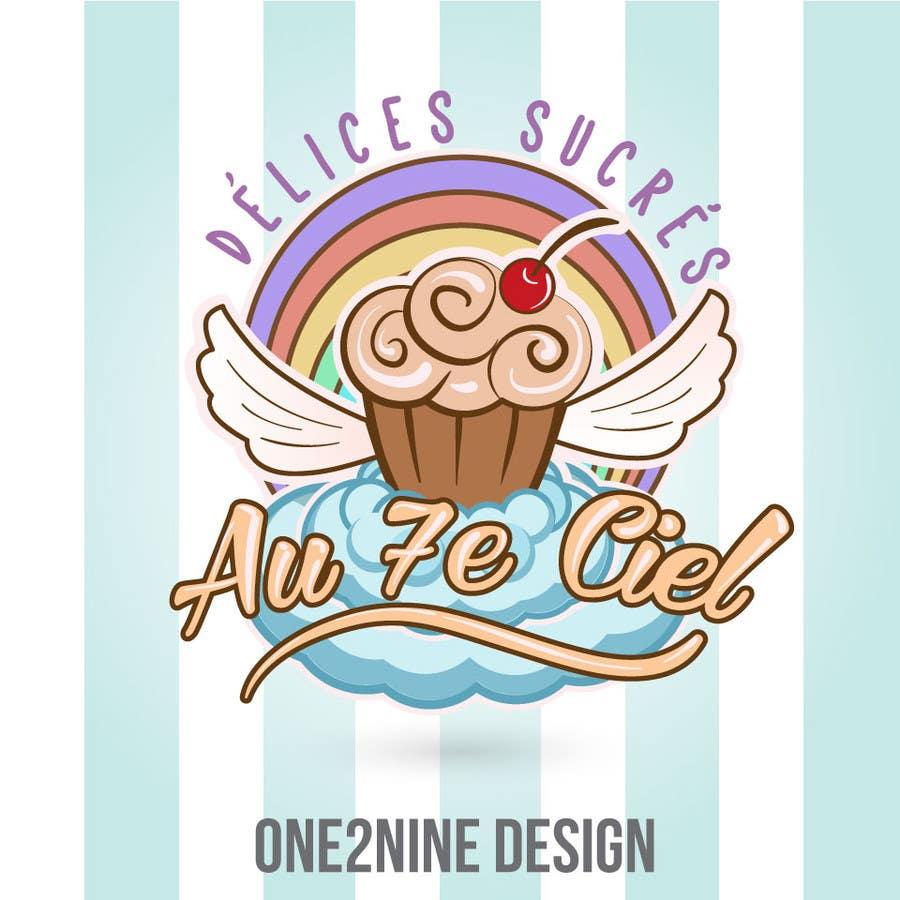 Entry 33 By Alinawannawork For Cake Shop Logo Design Freelancer