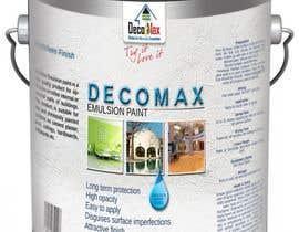 Nro 3 kilpailuun design two printable labels for paint tins -- 2 käyttäjältä wood74