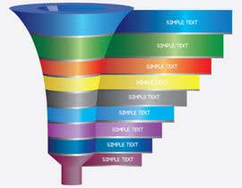 #32 for Sales Funnel Chart by marcelozem