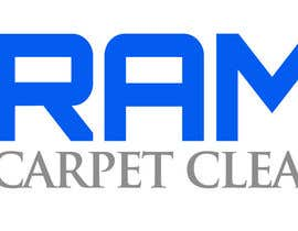 #124 untuk logo for RAMS Carpet Cleaning oleh spy100