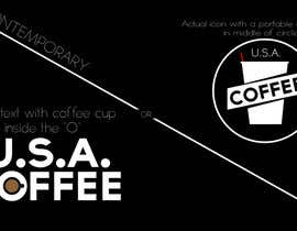 nº 23 pour Design a Logo for a coffee website par EightDigitStudio