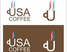 nº 442 pour Design a Logo for a coffee website par kon888