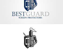 #48 for Design a Logo for Best Guard Screen Protectors by piratepixel