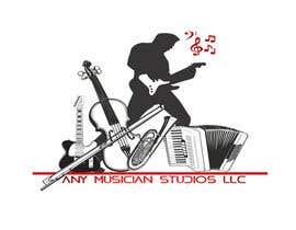 #97 para Logo Design: Music Studio / Rehearsal Business por simonad1
