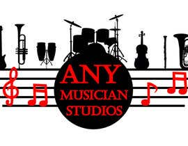#94 para Logo Design: Music Studio / Rehearsal Business por SaiSengMain