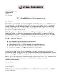 #14 for One page sales letter required by michelleolaya