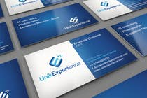 Contest Entry #3 for Design Business Cards for Unik Experience