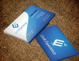 #21 untuk Design Business Cards for Unik Experience oleh Silverlyte