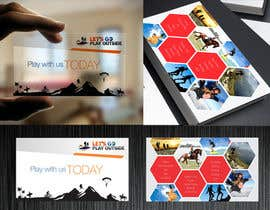 nº 27 pour Design Business Cards... for Let's Go Play Outside par MagicalDesigner