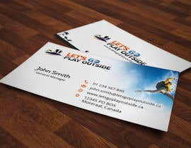 nº 9 pour Design Business Cards... for Let's Go Play Outside par viclancer