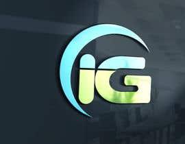 Nro 60 kilpailuun Design Modern Logo with letters IG käyttäjältä albertjobaer