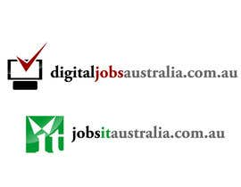 #16 for Design a Logo for 2 Online Jobsites af netbih