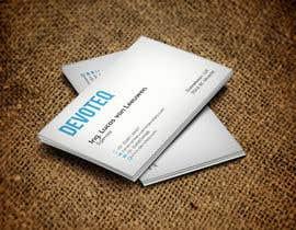 Nro 94 kilpailuun Design a Business Card käyttäjältä elkarmani