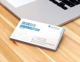 Nro 82 kilpailuun Design a Business Card käyttäjältä grapkisdesigner