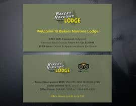 mdrokib1997 tarafından Design a business card için no 10