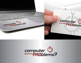 #32 for Completely New Logo Design for Computer Problems? af IIDoberManII