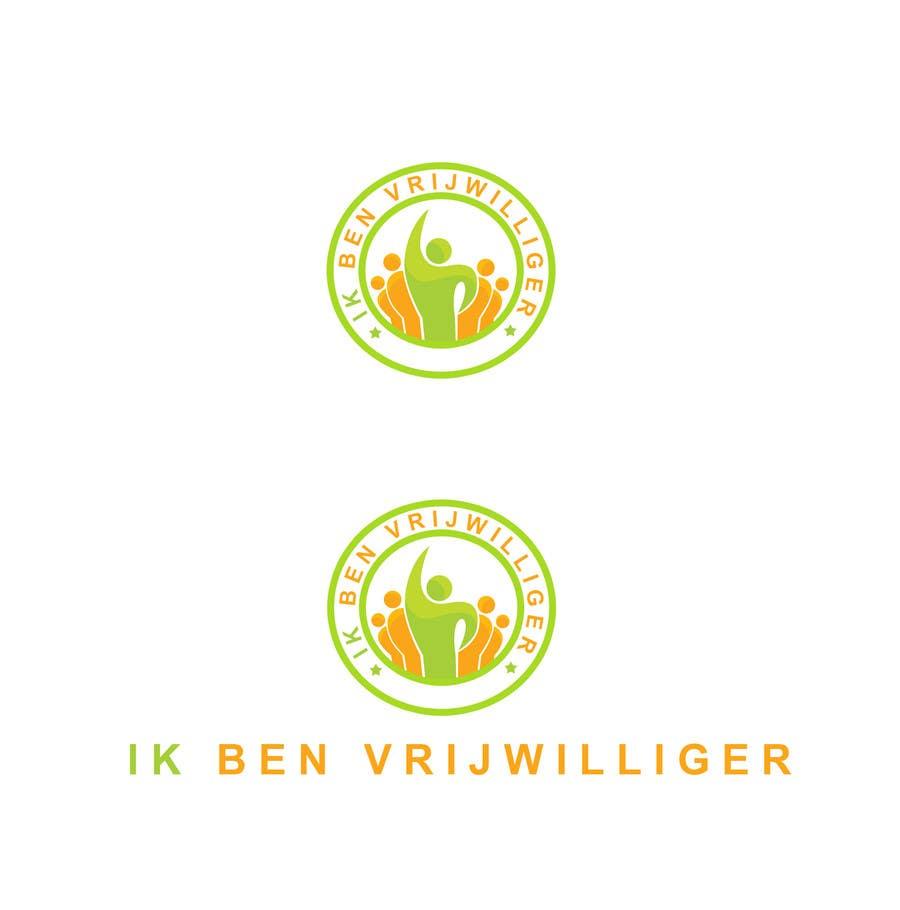Bài tham dự cuộc thi #69 cho Design a logo for a Volunteer website: ik ben vrijwilliger