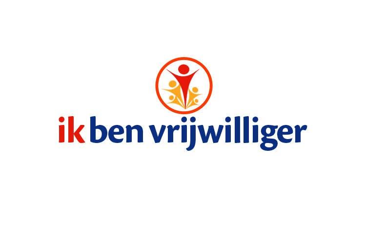 Bài tham dự cuộc thi #47 cho Design a logo for a Volunteer website: ik ben vrijwilliger