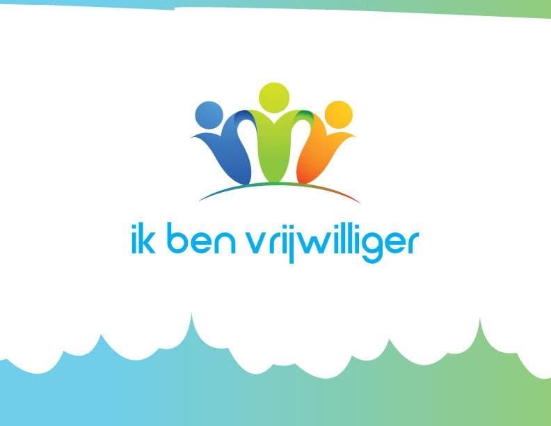 Bài tham dự cuộc thi #51 cho Design a logo for a Volunteer website: ik ben vrijwilliger