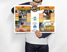 SagarChitrakar tarafından Design a Flyer/Poster for Mad Cow Mud Run için no 31