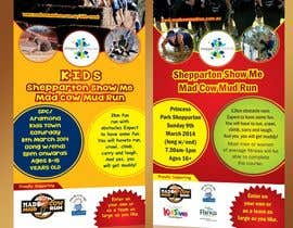 #34 para Design a Flyer/Poster for Mad Cow Mud Run por linokvarghese