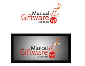 #41 for Design a Logo for MusicalGiftware.com.au af ayubouhait