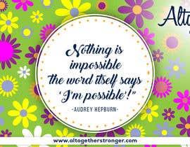 dherrerap tarafından Facebook Inspirational Quote Template için no 2