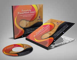 #15 cho CD Cover Design - Islamic Hadith CD bởi ryanmahendra