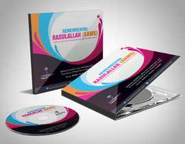 #19 para CD Cover Design - Islamic Hadith CD por ryanmahendra
