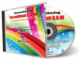 #17 para CD Cover Design - Islamic Hadith CD por fachrul8