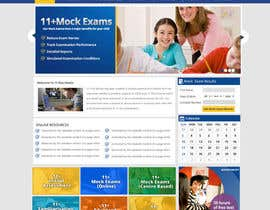 #12 para Design a Website Mockup for my website por MagicalDesigner