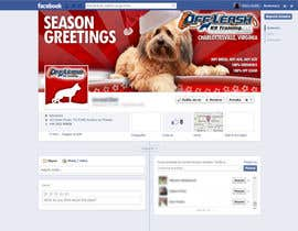 #22 for Christmas Themed Facebook Banner and Profile Pic af viktorbublic