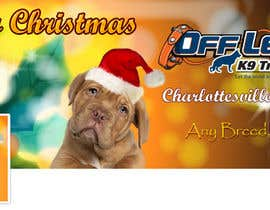 #7 para Christmas Themed Facebook Banner and Profile Pic por Ponchu