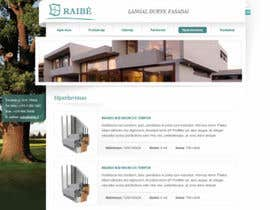 #6 for Build a Website for www.joshuaefedue.com af shrigenesiss