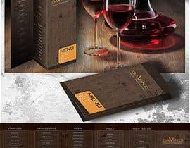 #9 para Menu for Italian Restaurant por lastmimzy