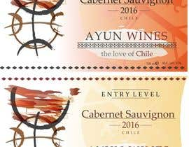 Nro 20 kilpailuun Wine labels for an international Wine Brand käyttäjältä Slavajan