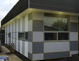 Nro 4 kilpailuun House Exterior Colour Scheme Design käyttäjältä uata415