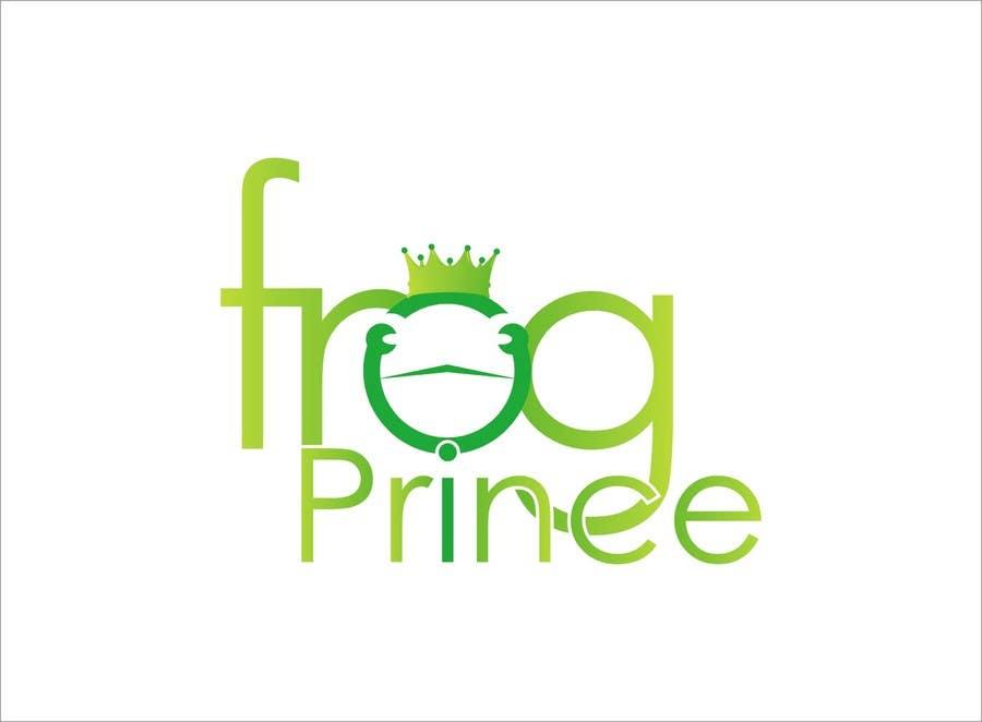 Kilpailutyö #27 kilpailussa PrinceAmongFrogs.com