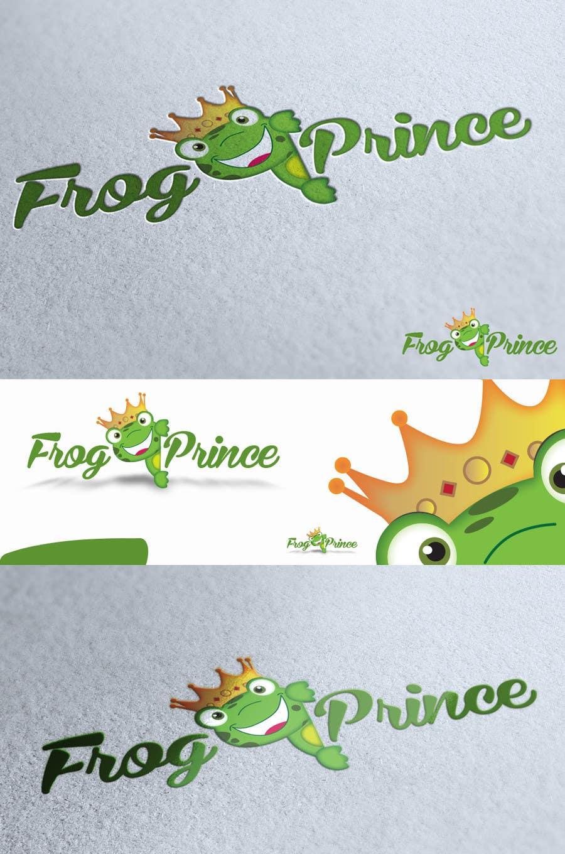 Kilpailutyö #14 kilpailussa PrinceAmongFrogs.com