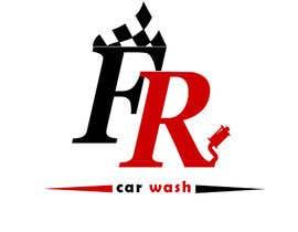 maxdzhavala tarafından I need a logo designed for FR CARWASH AUTODETAILING -- 3 için no 6