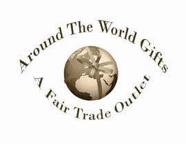 "#121 para Design a Logo for ""Around The World Gifts"" por sgsuk"