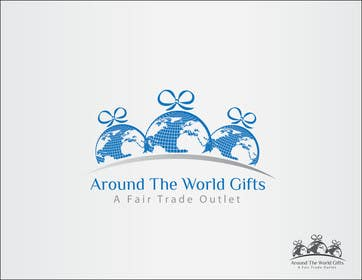 "#46 cho Design a Logo for ""Around The World Gifts"" bởi iffikhan"