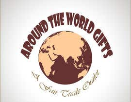 "#150 para Design a Logo for ""Around The World Gifts"" por HussainNasr"