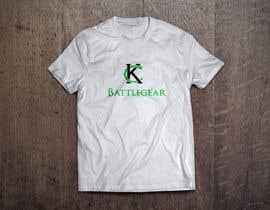 #1 for KC Battlegear brand shirt design! by Safemode2511