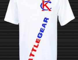 #11 for KC Battlegear brand shirt design! by ais15