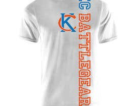 #5 for KC Battlegear brand shirt design! by pbevilacqua