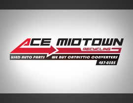 #156 for Logo Design for Ace Midtown by xzenashok