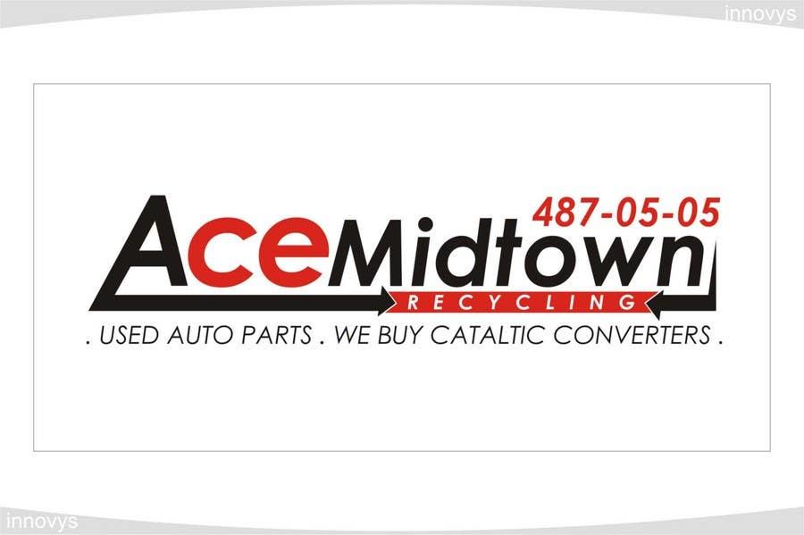 Kilpailutyö #193 kilpailussa Logo Design for Ace Midtown