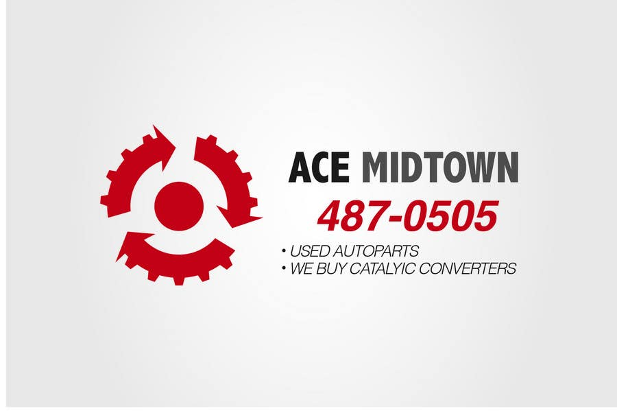 Конкурсная заявка №44 для Logo Design for Ace Midtown