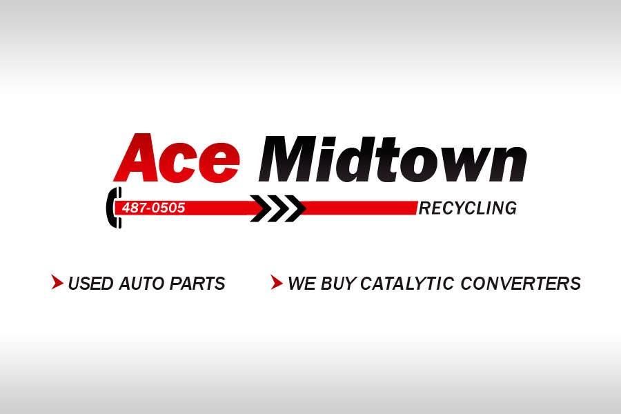 Конкурсная заявка №158 для Logo Design for Ace Midtown
